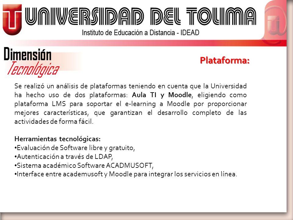 Plataforma:
