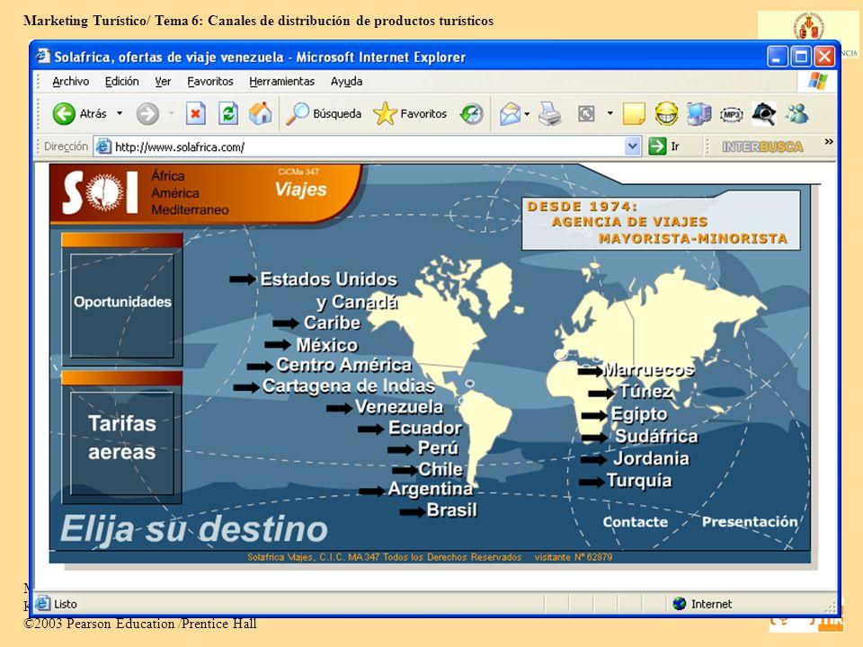 Marketing para Turismo, 3e