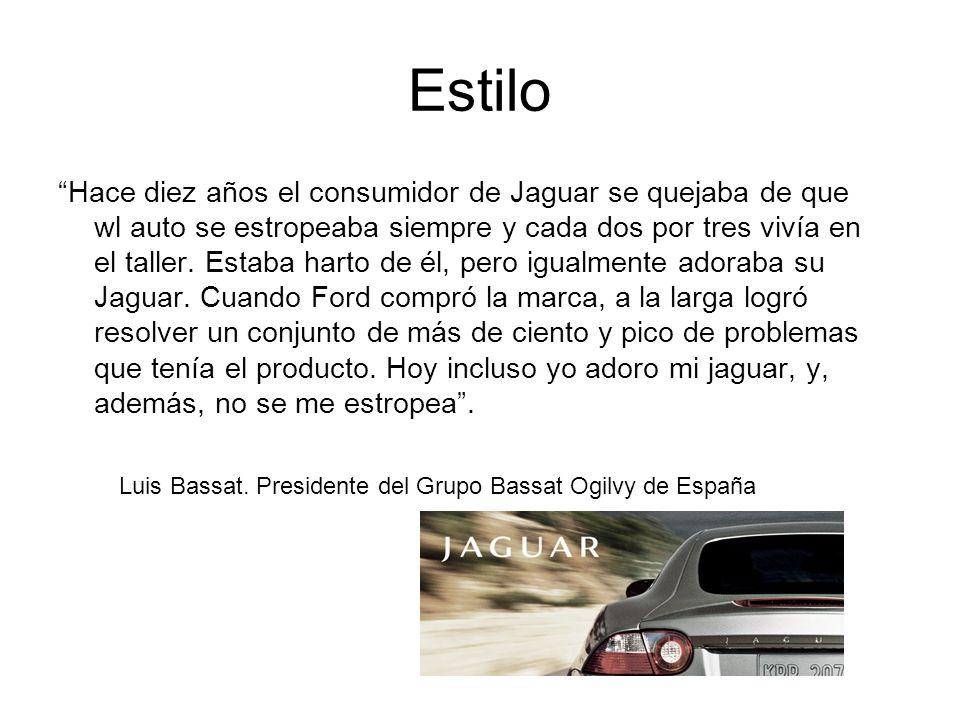 Luis Bassat. Presidente del Grupo Bassat Ogilvy de España