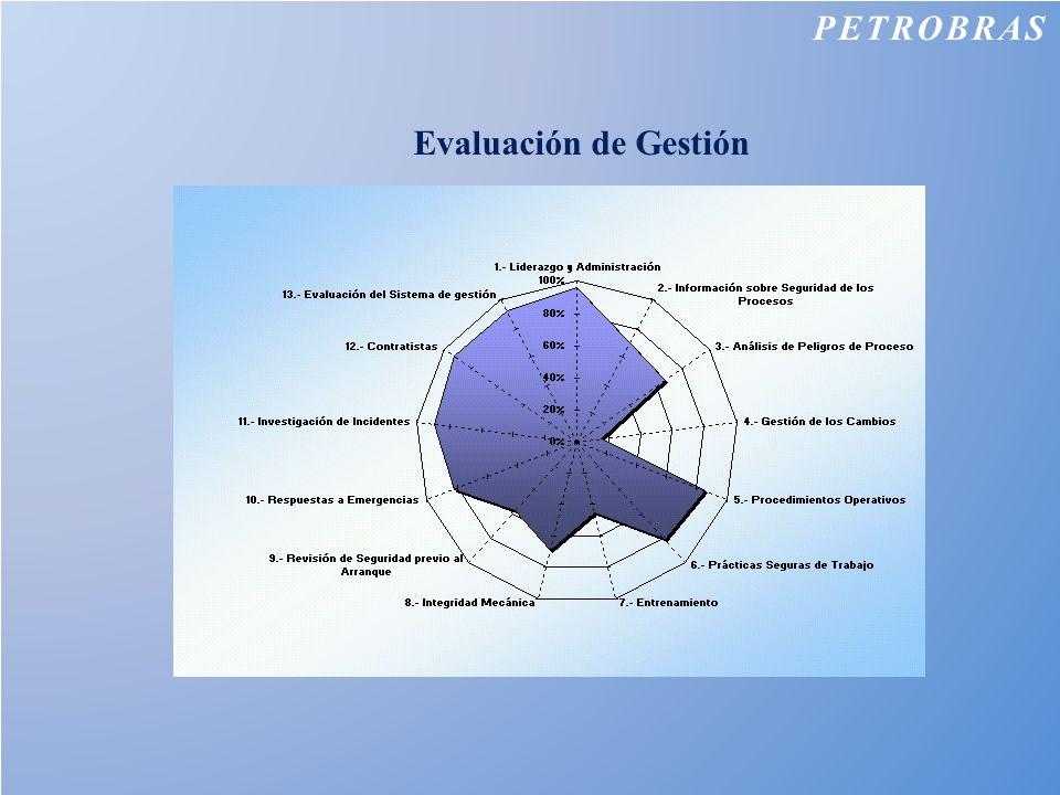 PETROBRAS Evaluación de Gestión