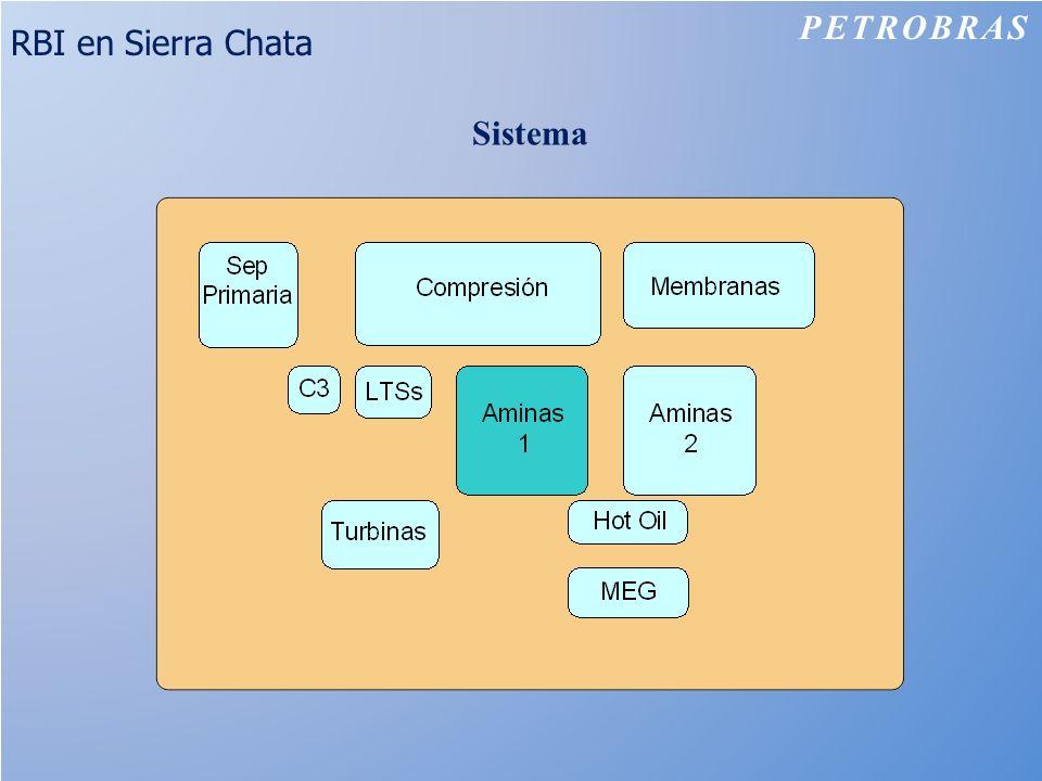 RBI en Sierra Chata PETROBRAS Sistema
