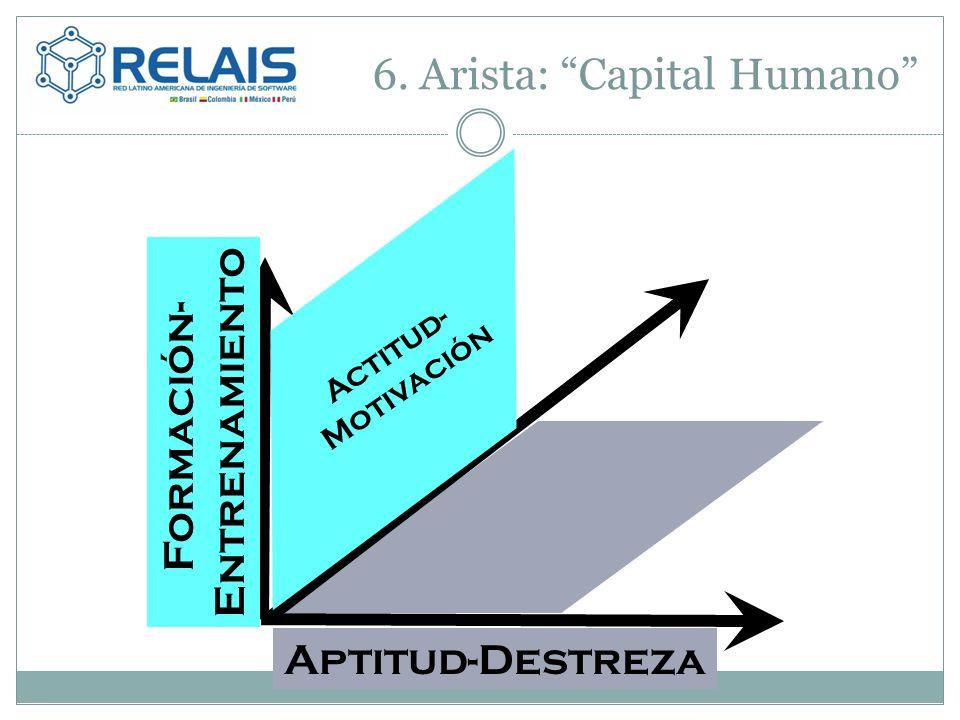 6. Arista: Capital Humano
