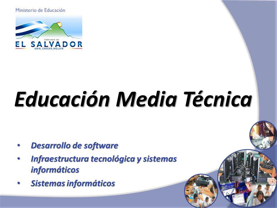 Educación Media Técnica