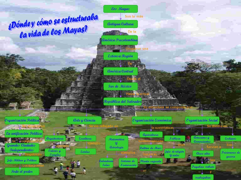 Su estructura se componía por: