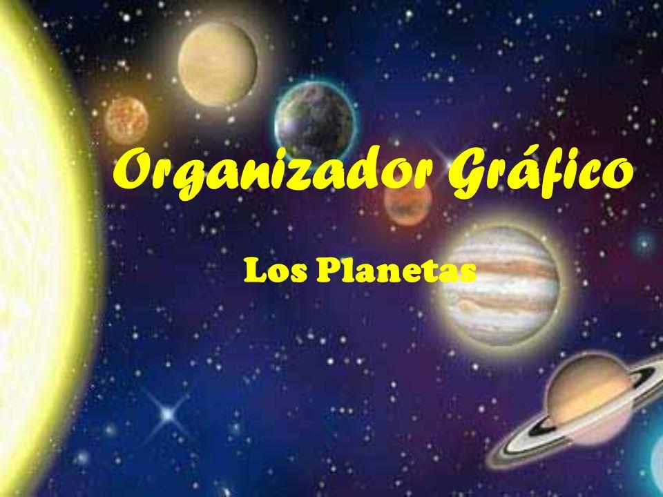 Organizador Gráfico Los Planetas