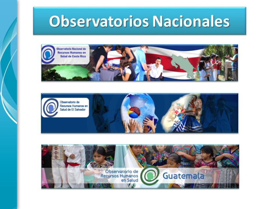 Observatorios Nacionales