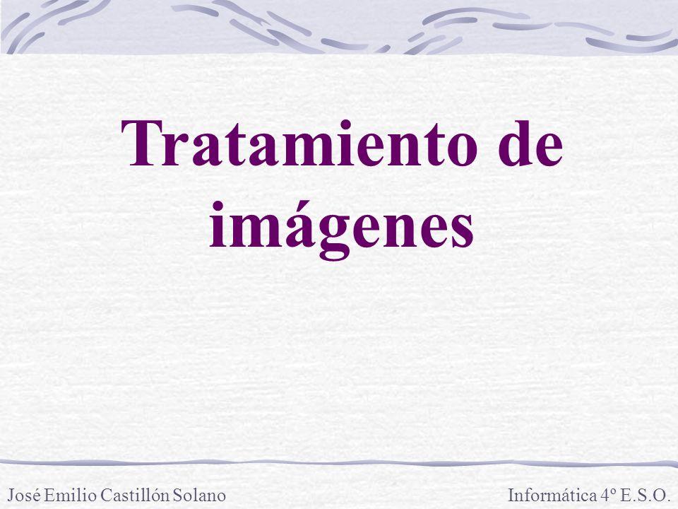 Tratamiento de imágenes