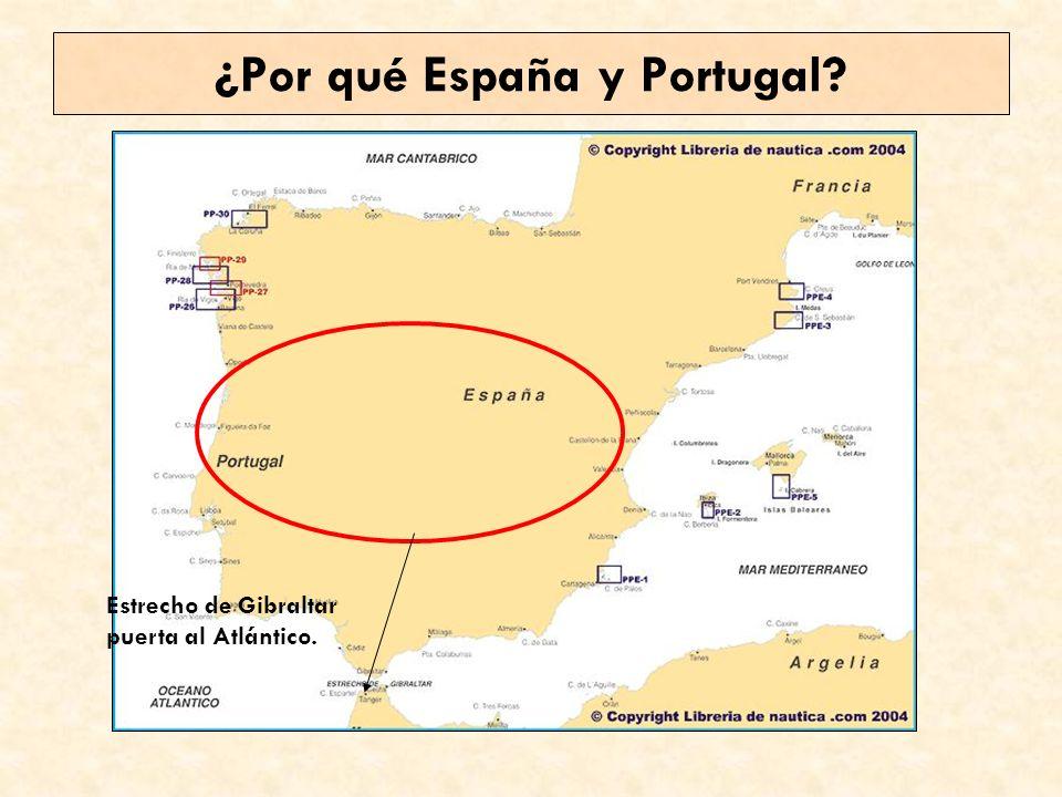 ¿Por qué España y Portugal