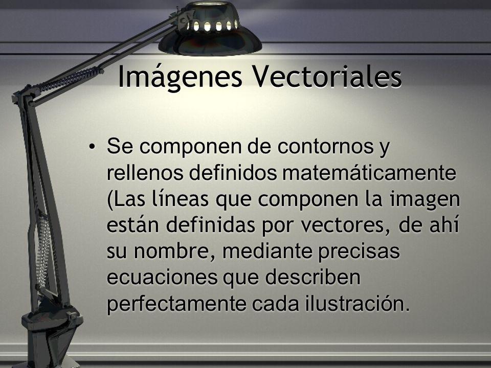 Imágenes Vectoriales
