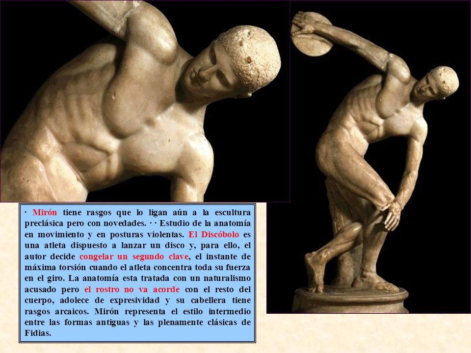 Arte Griego: Periodo Clásico