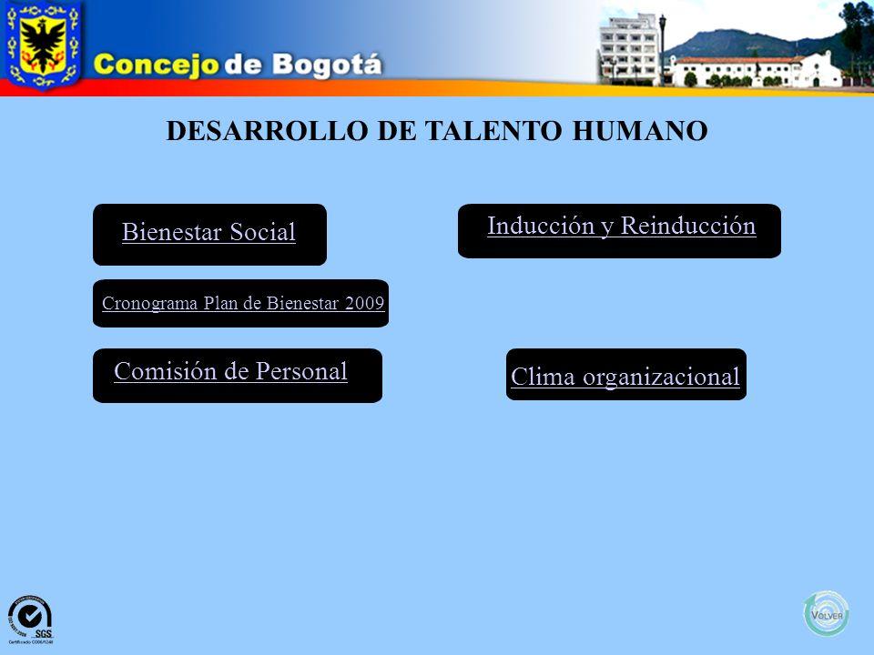 DESARROLLO DE TALENTO HUMANO