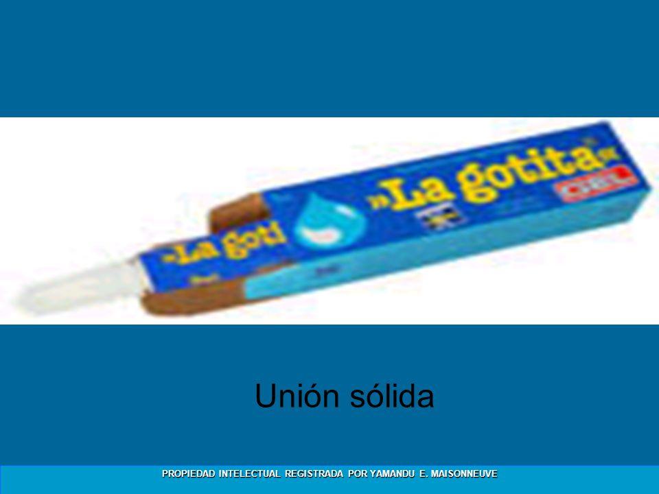 Unión sólida