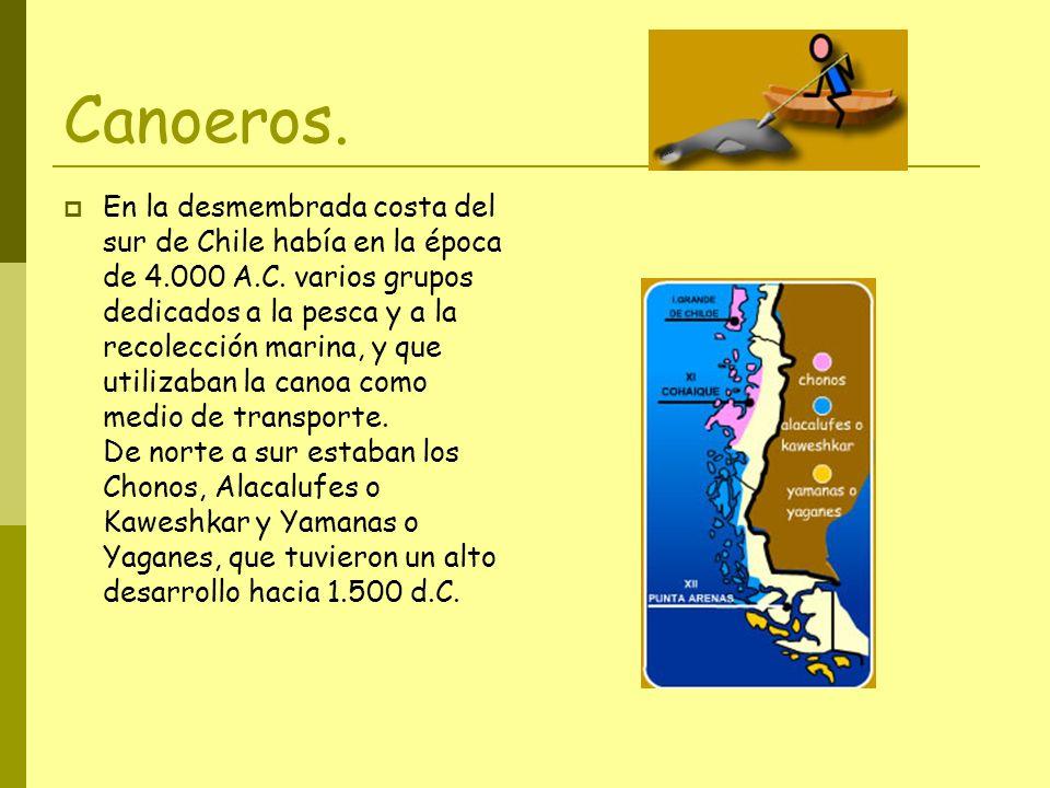 Canoeros.