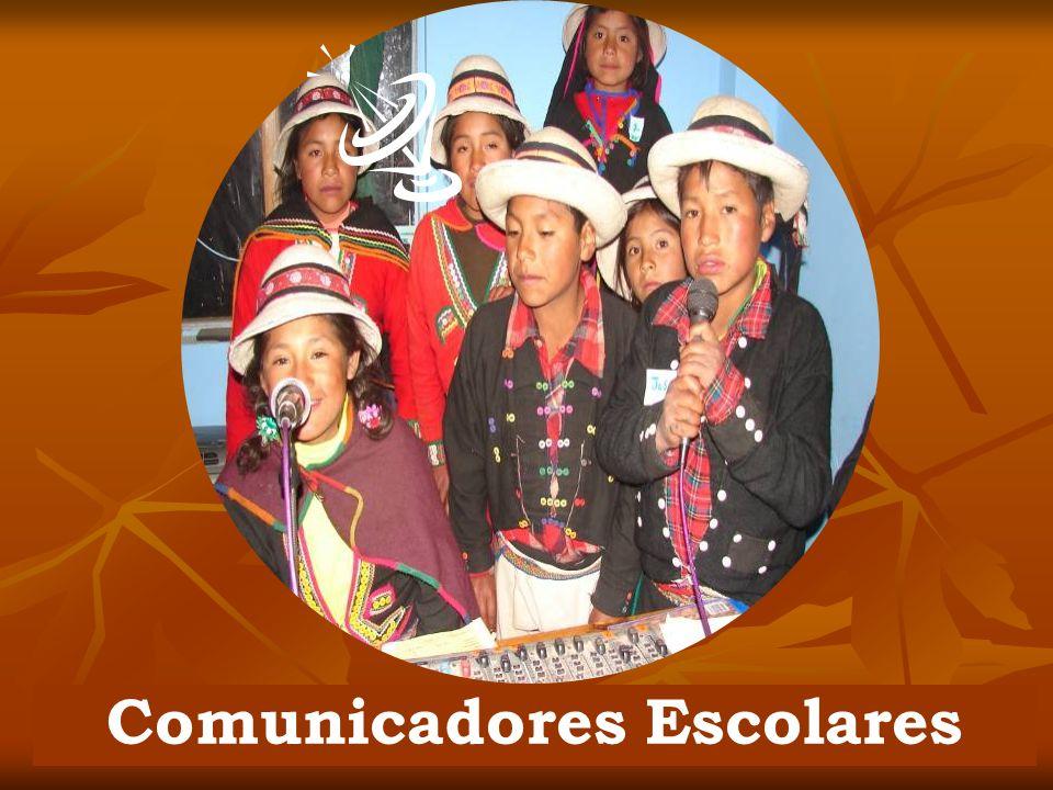Comunicadores Escolares