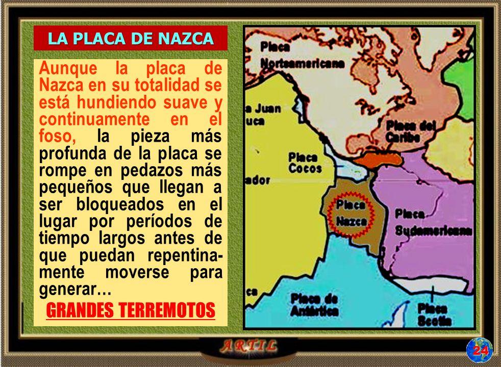LA PLACA DE NAZCA