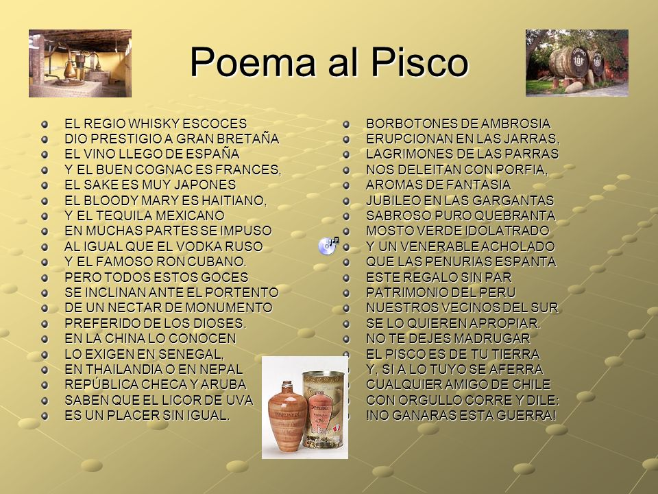 Poema al Pisco EL REGIO WHISKY ESCOCES DIO PRESTIGIO A GRAN BRETAÑA