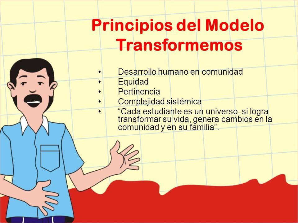 Principios del Modelo Transformemos