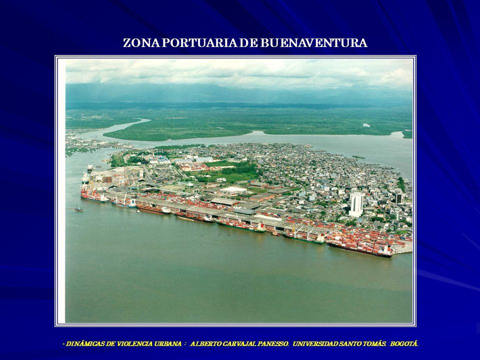ZONA PORTUARIA DE BUENAVENTURA