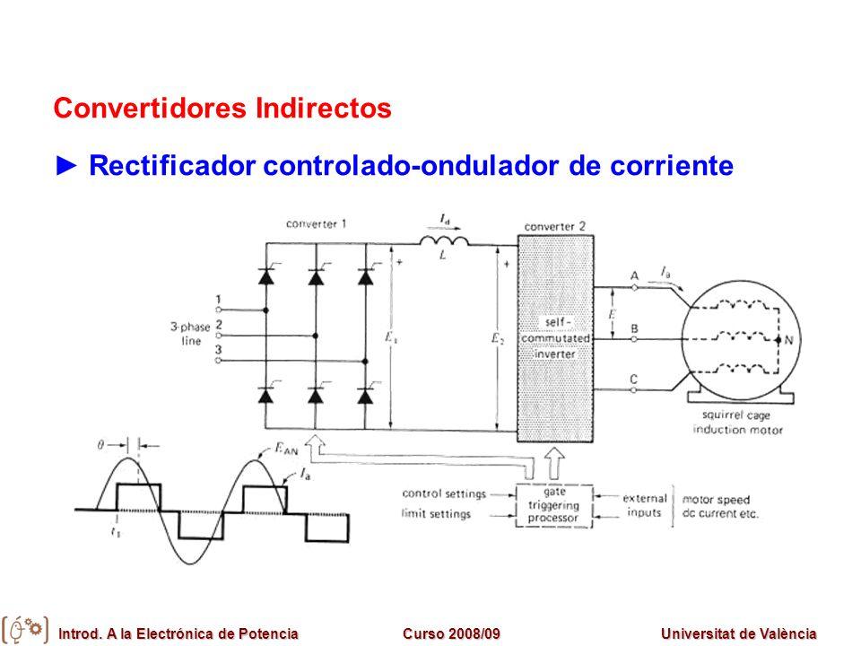 Convertidores Indirectos