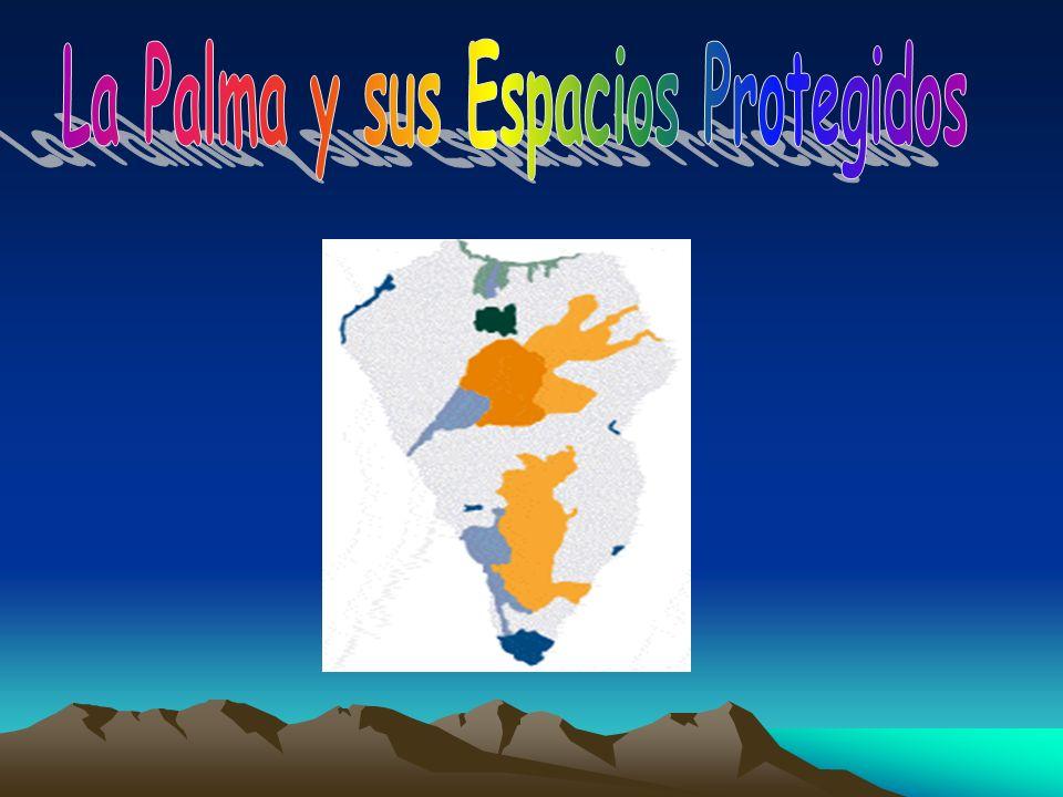 La Palma y sus Espacios Protegidos