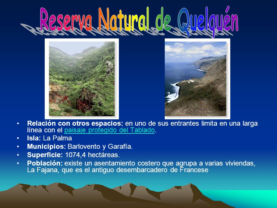 Reserva Natural de Quelquén
