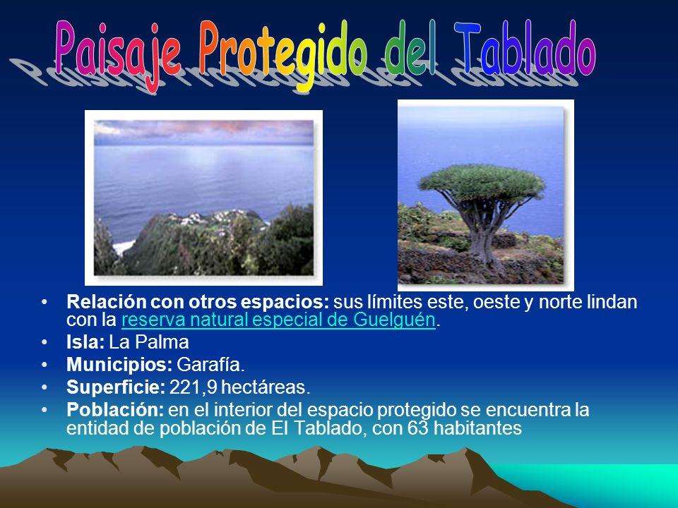 Paisaje Protegido del Tablado