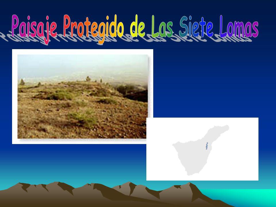 Paisaje Protegido de Las Siete Lomas