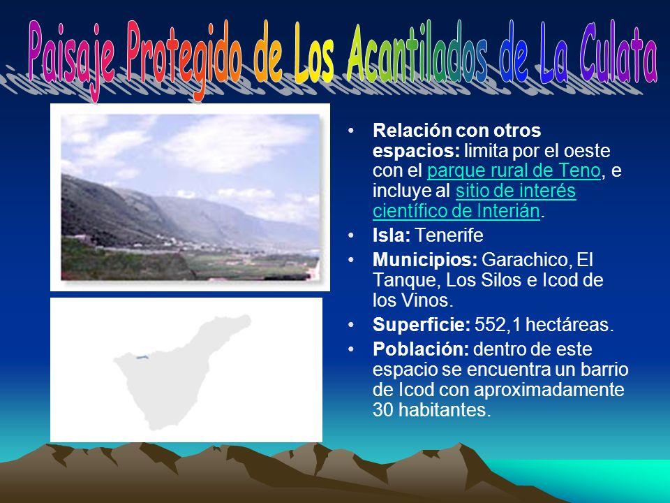 Paisaje Protegido de Los Acantilados de La Culata
