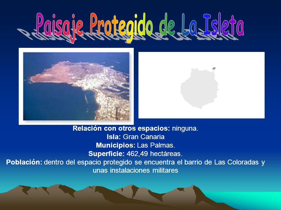 Paisaje Protegido de La Isleta