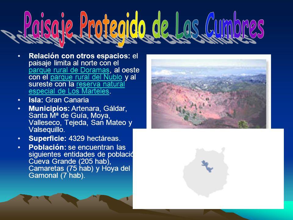 Paisaje Protegido de Las Cumbres