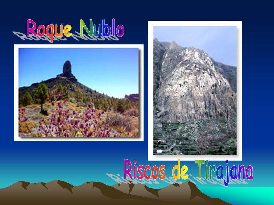 Roque Nublo Riscos de Tirajana