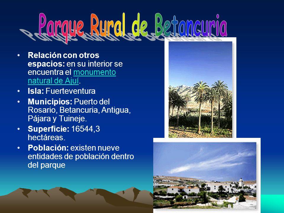 Parque Rural de Betancuria