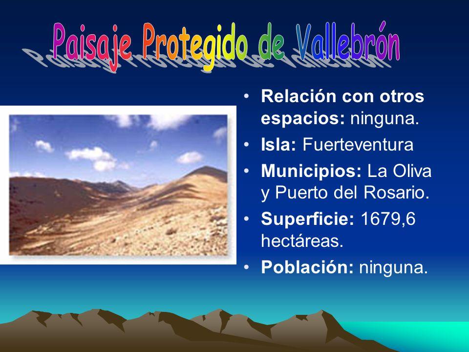 Paisaje Protegido de Vallebrón