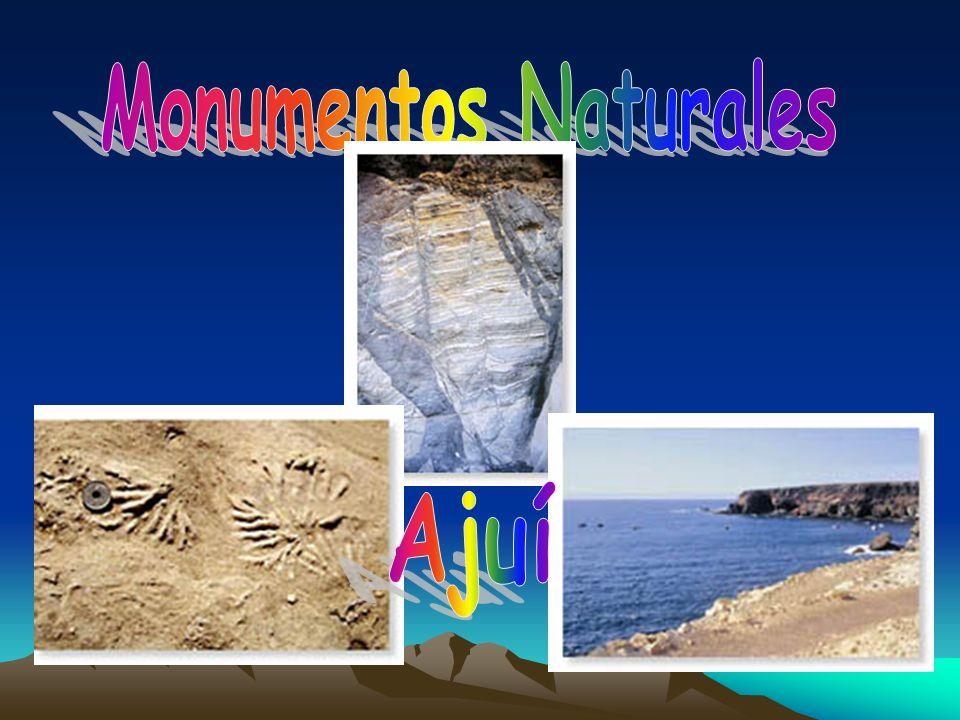 Monumentos Naturales Ajuí