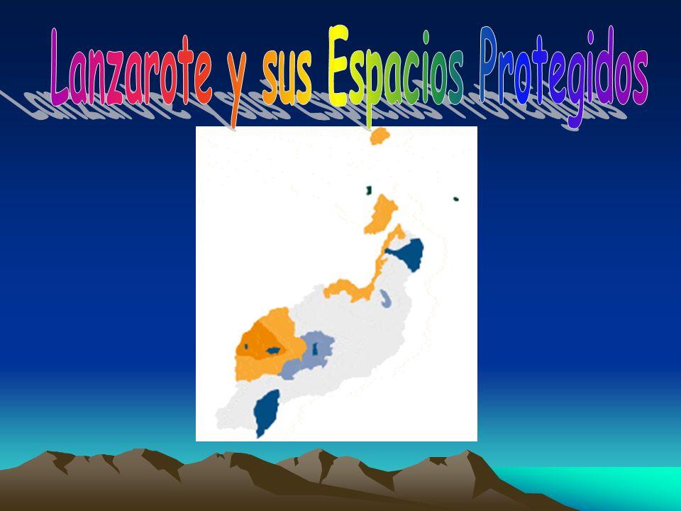 Lanzarote y sus Espacios Protegidos