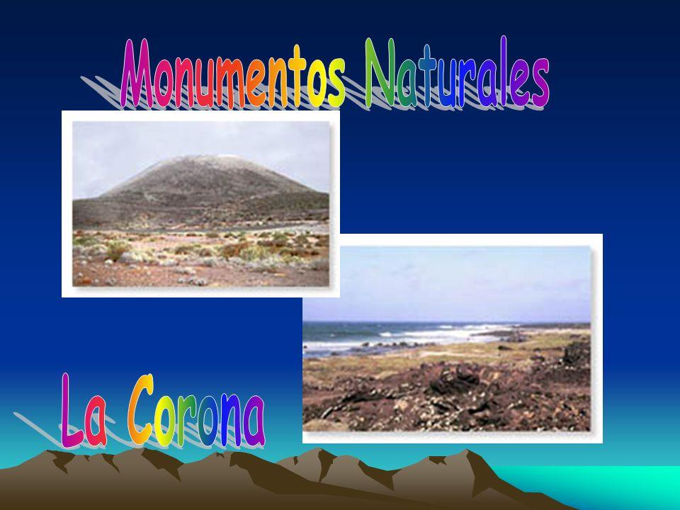 Monumentos Naturales La Corona