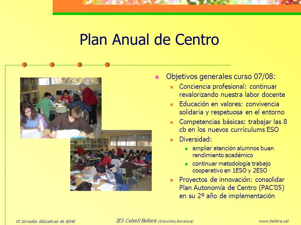 Evaluaci n e innovaci n educativa evaluaci n interna de for Trabajo de interna en barcelona