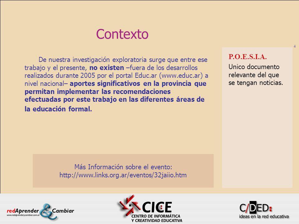 Más Información sobre el evento: