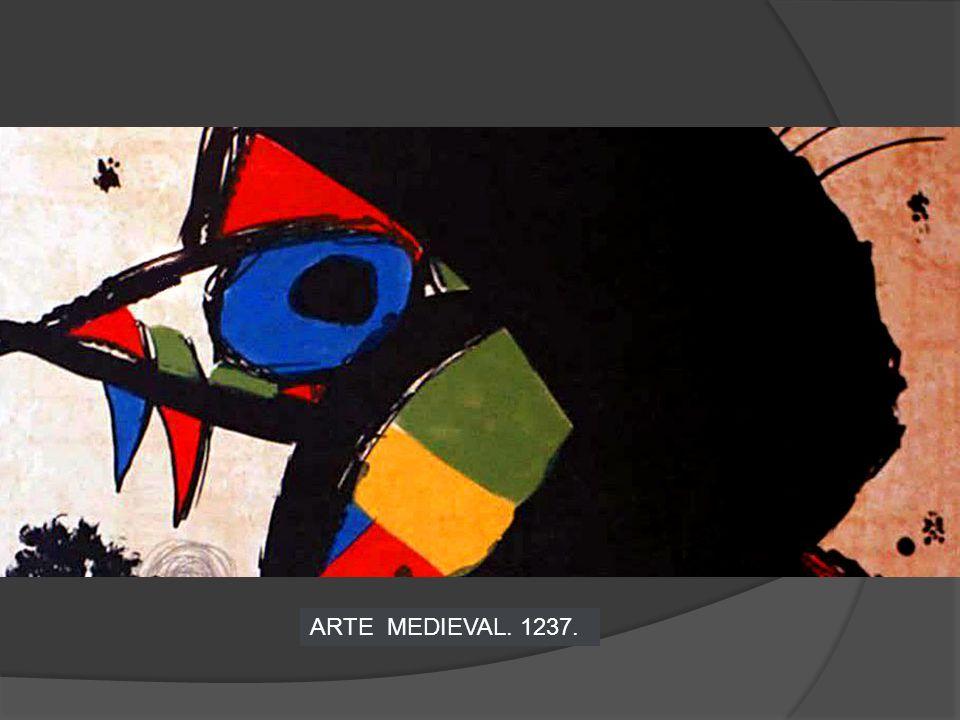 ARTE MEDIEVAL. 1237.