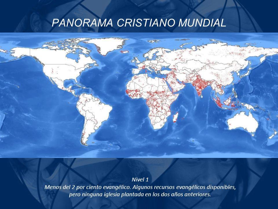 PANORAMA CRISTIANO MUNDIAL