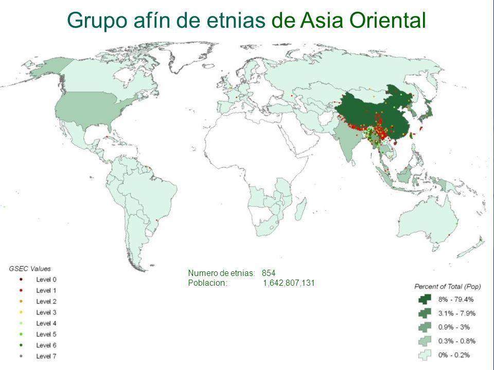 Grupo afín de etnias de Asia Oriental