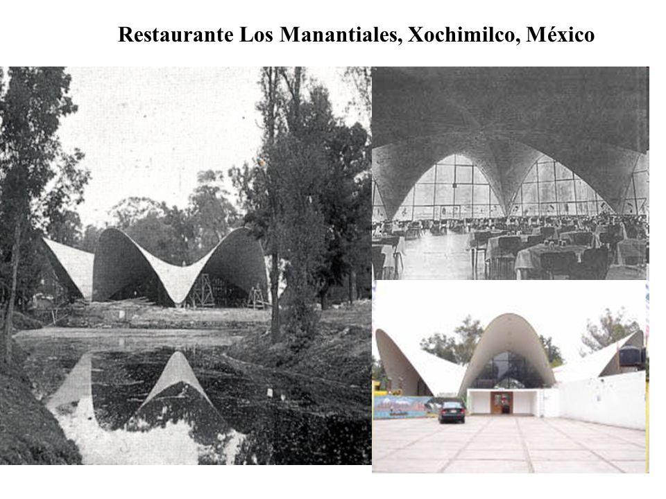 Restaurante Los Manantiales, Xochimilco, México