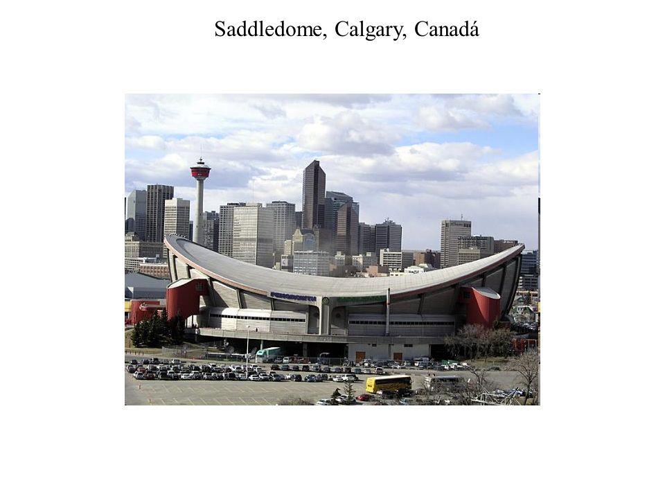 Saddledome, Calgary, Canadá
