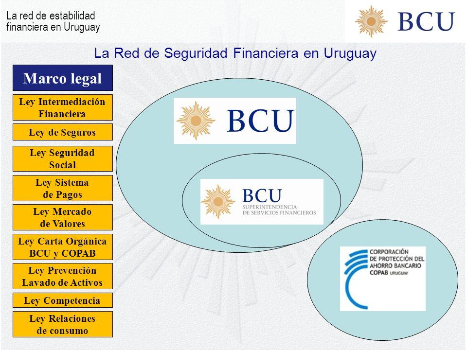 La Red de Seguridad Financiera en Uruguay