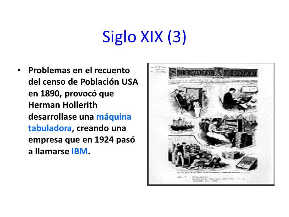 Siglo XIX (3)