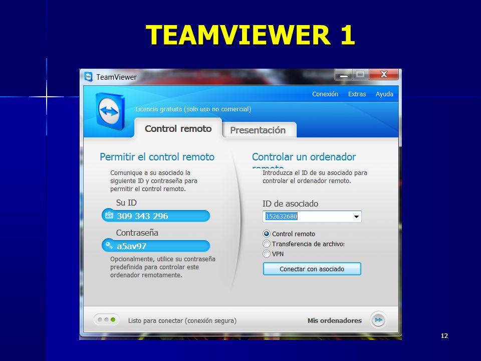TEAMVIEWER 1 12 12