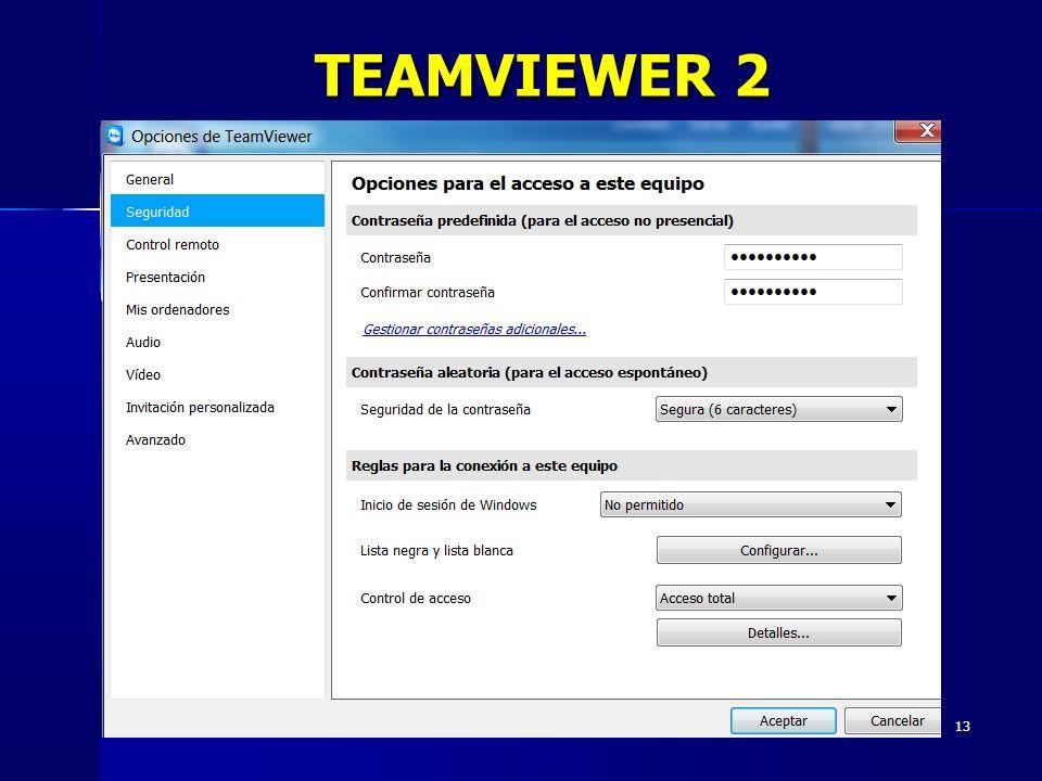 TEAMVIEWER 2 13 13