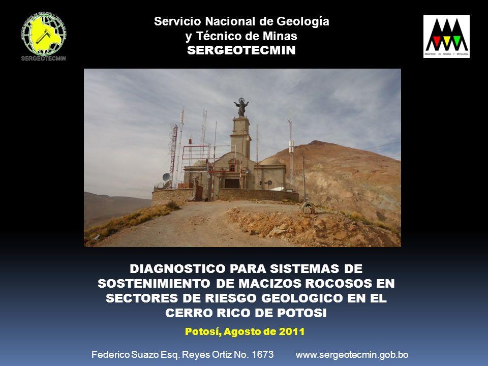 Servicio Nacional de Geología
