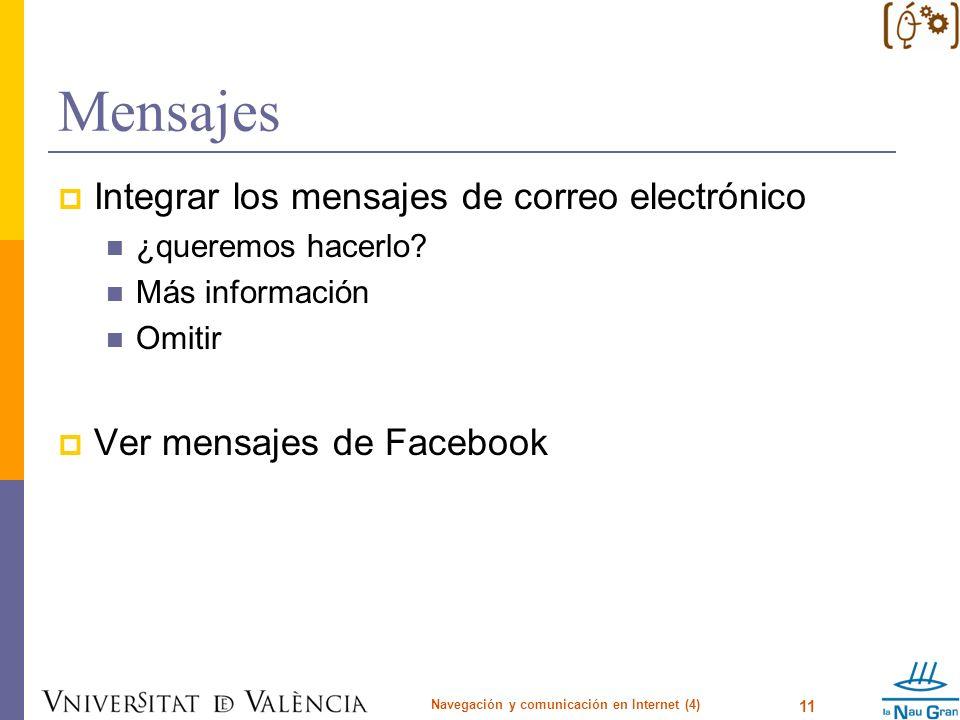 Navegación y comunicación en Internet (4)