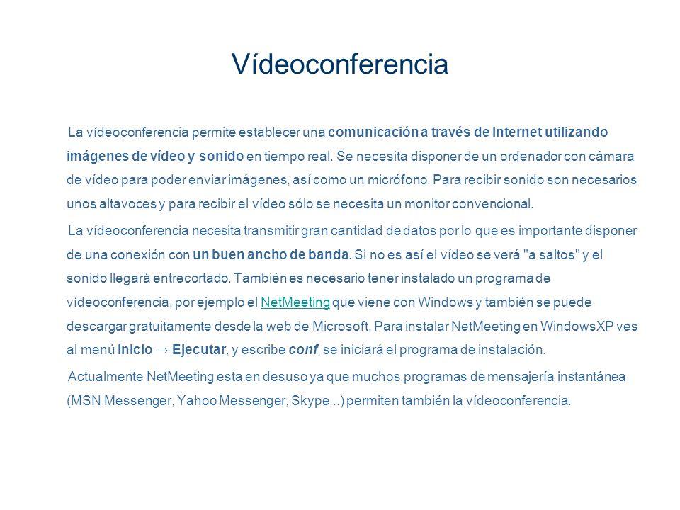 Vídeoconferencia
